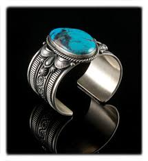 How To Make Inlay Jewelry - silver and turquoise jewelry by durango silver company
