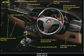 Fiat Linea Interior Images The Fiat Linea Is This The Saloon That U0027s Coming To India Page