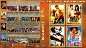 step class dvd step up 4 pack cover 2006 2012 r1 custom
