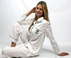 monogrammed pajamas yes list