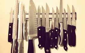 different types of kitchen knives cooking knives a breakdown of the different types debbies kitchen