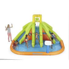 kids u0027 sprinklers u0026 water slides inflatable u0026 slip u0027n slide