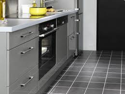 salon de cuisine carrelage sol pour cuisine carrelage metro noir cuisine