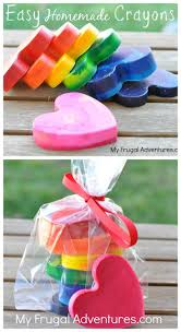 fast and easy homemade crayons perfect gift idea homemade
