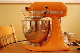 Kitchenaid Orange Toaster Kitchen Cool Kitchenware And Kitchen Appliances Mesmerizing Red