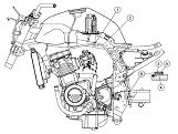 2003 kawasaki z1000 electrical wiring diagram