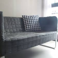 Second Hand Ikea Sofa 2nd Hand Ikea Knopparp 2 Seat Sofa Grey Home U0026 Furniture On