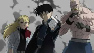 does roy mustang stay blind pin by tsuki293 on is bae alchemist fullmetal
