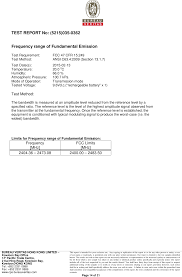 bureau veritas hong kong ltd gf9tl transmitter receiver test report nbt 15fe014 b c 5215