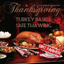 the dirt farmer foundation s caign thanksgiving tips and turkey
