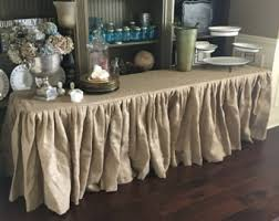 wedding linens for sale burlap tablecloth etsy