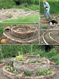Herb Garden Idea Herbal Garden Plans Here Garden Of Found Alexstand Club