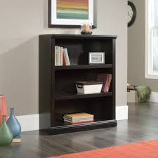 living room buy bookshelf tall bookshelf with doors oak bookcase