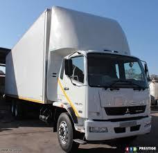mitsubishi fuso box truck assitport u003e used 2015 mitsubishi fuso fm16 270 closed body truck