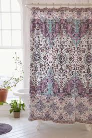 light purple shower curtain purple bath decor by color