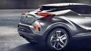 renault suv concept 2015 toyota c hr concept 4 door