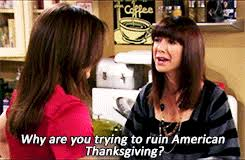 thanksgiving disasters our favorite shows taught us to avoid