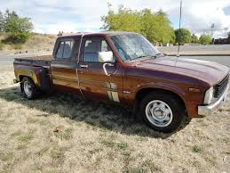 toyota pickup 4x4 dually duel 1979 toyota sr5 extended cab pickup