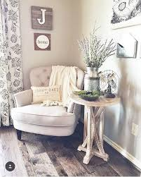 Arm Chair White Design Ideas Cute Cozy Corner Farmhouse Home Decor Rustic End Table Off