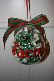 money ornament creative way to give money for