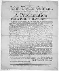 file gilman thanksgiving proclamation jpg wikimedia