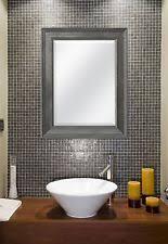 Beveled Mirror Bathroom by Mirrors Full Length Floor Wall And Sunburst Ebay
