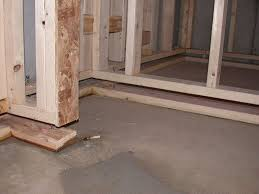 Walk In Basement by Basement Chic Installing Engineered Hardwood Floor In Basement