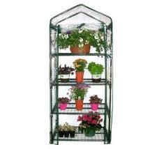 zenport sh3205 four tier versatile mini greenhouse for protected