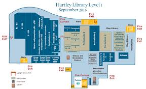floor plans hartley library libguidessouthampton at plan of level