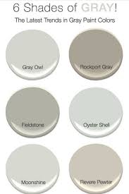 Shades Of Grey Paint Best 25 Best Gray Paint Ideas On Pinterest Gray Paint Colors