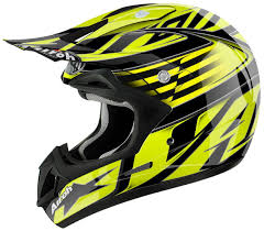 yellow motocross helmet airoh jumper assault motocross helmet buy cheap fc moto