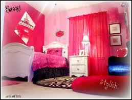 Dark Pink Bedroom - acts of life pink bedroom my daughters bedroom project