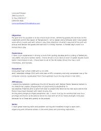 owner operator truck driver resume sample resume for your job