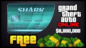 how to get shark cards for free in gta 5 ps4 xbox one
