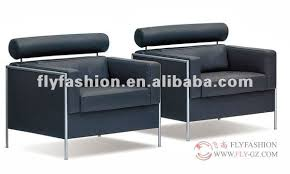 Modern Style Italian Genuine Leather Office Sofa Designs Buy - Office sofa design