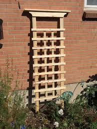 Wooden Trellis Plans Garden Trellis Build Album On Imgur