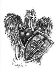 design ideas tattoos 27 warrior angel tattoos designs images and ideas