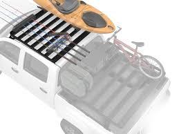 land cruiser pickup 1998 toyota land cruiser dc pick up slimline ii roof rack kit by