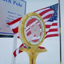 Antarctic Flag The 2015 Pole Marker