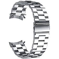 solid metal bracelet images V moro for gear s3 classic frontier watch band 22mm jpg