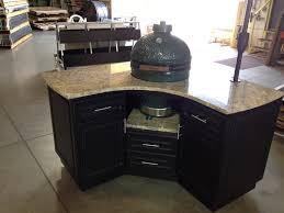 Green Egg Kitchen - fireside outdoor kitchens