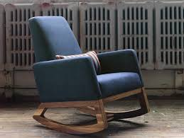 Modern Rocking Chair For Nursery Joya Modern Rocking Chair Nursery Furniture By Monte Design