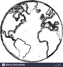 World Map Cartoon by World Map Vector Flat With Countries Stock Photo Royalty Free