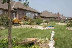 Home Landscape Green Thumb Nursery U0026 Greenhouses Bartlesville Oklahoma
