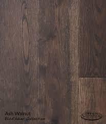 wirebrushed ash prefinished hardwood flooring stonewood products