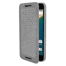 lg nexus 5x official genuine flannel tpu flip phone case cover for google lg