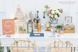 wedding organizer getting to see simple makes concept for wedding decor by