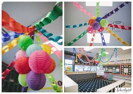 New Year Decorations With Paper by Best 25 Classroom Ceiling Decorations Ideas On Pinterest
