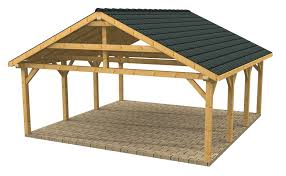 Carport With Storage Plans Rustic Carport Images Google Search For The Home Pinterest