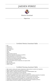 Sample Of Nursing Assistant Resume by Cna Resume Samples Visualcv Resume Samples Database
